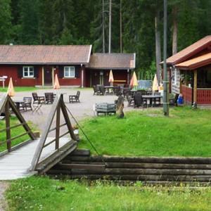 Siljansfors Skogsmuseum